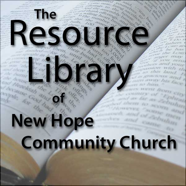 New Hope Bible Studies